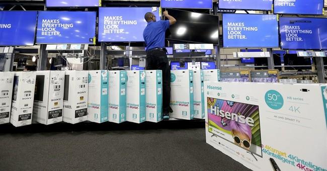 US businesses cut stockpiles in April