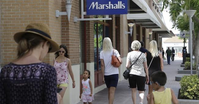US retail sales slide 0.3 percent, biggest drop in 16 months