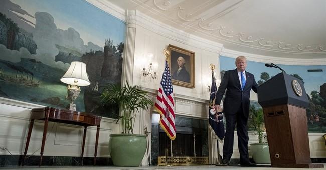 Donald Trump visits 'critical' Steve Scalise in hospital