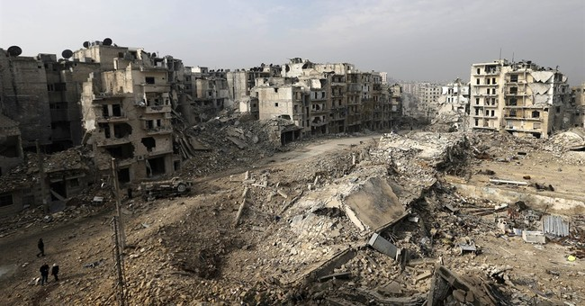 Russian event urges new look at Syria's 'liberated' Aleppo
