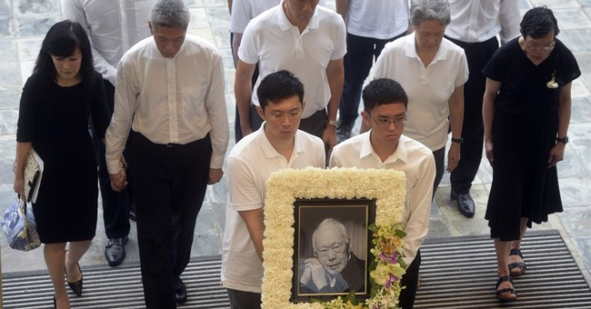 Siblings accuse Singapore PM of using his power against them
