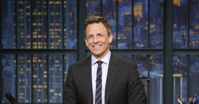 Seth Meyers' 'Closer Look' segments are 'Late Night' staple