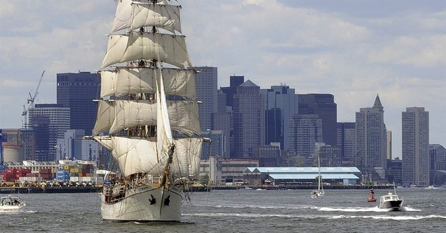 They're shipping in: Boston hosts more than 50 tall ships