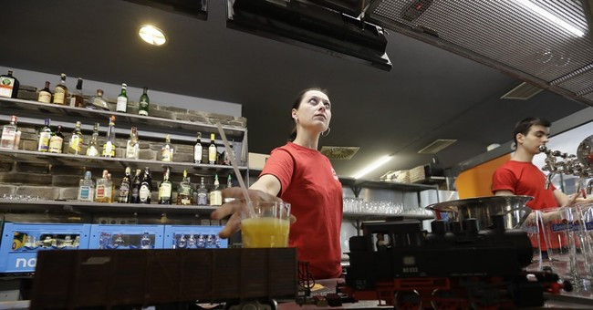 Czech beer train heading for the US and China