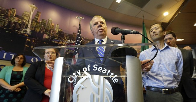 Accuser of  Seattle mayor wants to drop sex abuse lawsuit