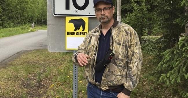 Authorities: 3 Alaska hikers injured in bear run-in