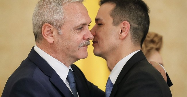 Romania's ruling party withdraws support for its PM