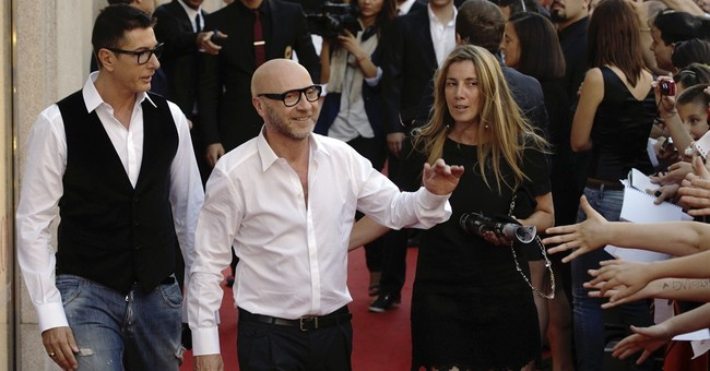 Dolce & Gabbana calls out critics with boycott T-shirts