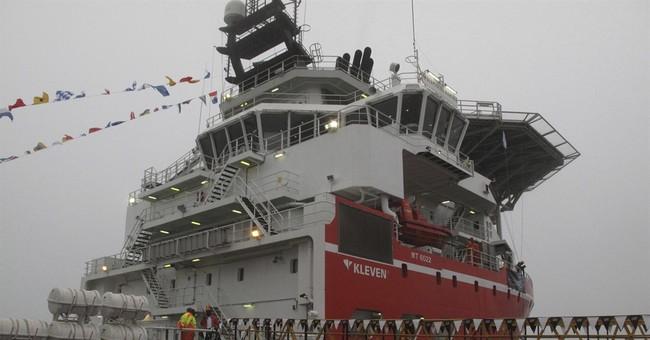 De Beers launches diamond exploration vessel off Namibia