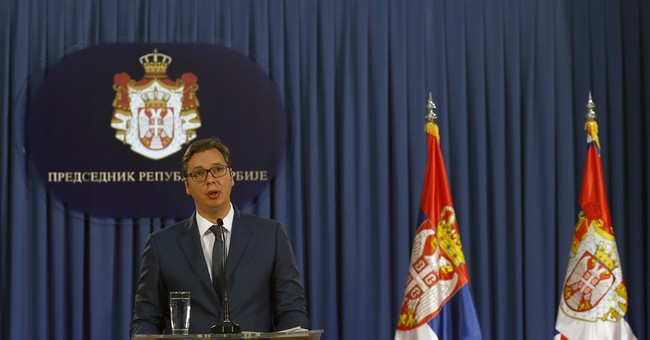 Conservative Serbia to get first openly gay prime minister