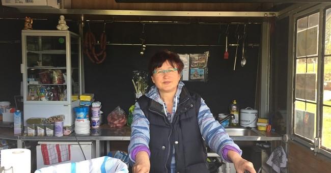In wurst case, German sausage seller prepared to go to jail