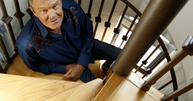 "Glen Campbell's last record ""was therapeutic,"" says daughter"