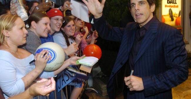Ben Stiller reunites 'Dodgeball' cast for charity fundraiser