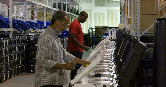 Georgia official discounts threat of exposed voter records