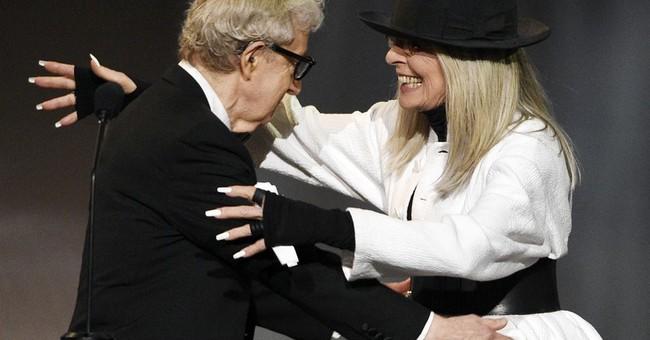 Beatty, Freeman, Woody Allen fete Diane Keaton at AFI gala