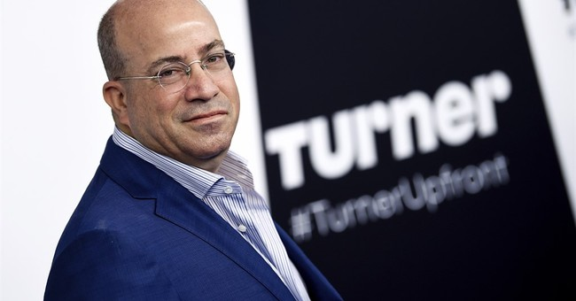 CNN's chief Zucker lays blame on Trump for threats