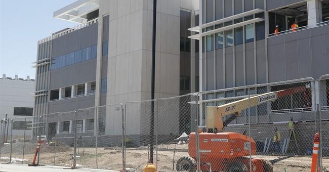 APNewsBreak: Ex-VA exec 'astounded' by cost of hospital