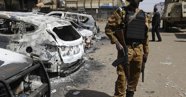 In Burkina Faso, living with risk of terror is new reality