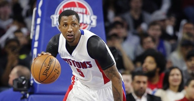 Pistons' Caldwell-Pope gets probation in March traffic stop