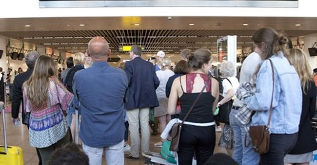 Power outage hits Brussels airport, causing delays