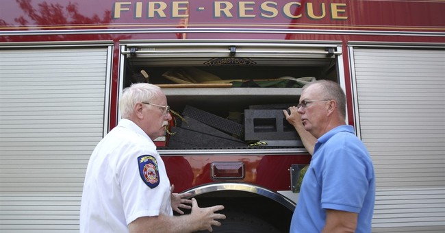 Vehicle fatally strikes fire chief along I-94 in Michigan