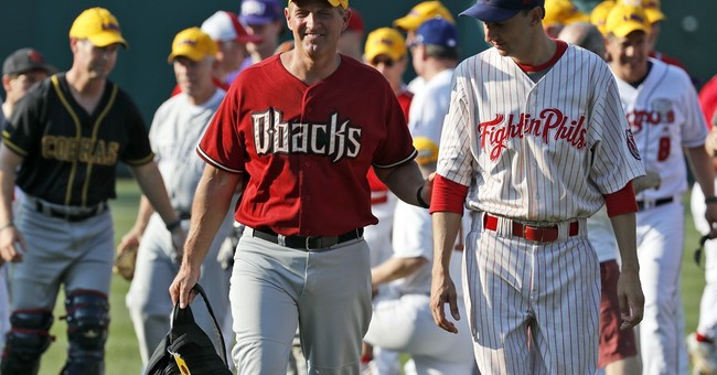 The Latest: Doctors call Scalise's condition improved