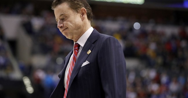 Pitino outraged at NCAA penalties, Louisville will appeal