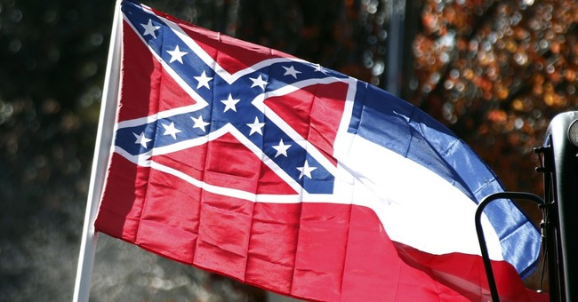 Another Mississippi city furls Confederate-themed state flag
