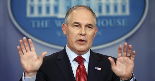Emails reiterate EPA chief's ties to fossil fuel interests