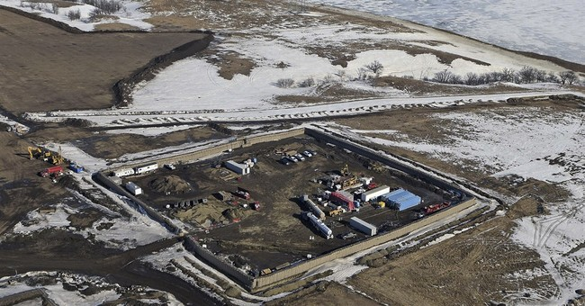 Judge won't allow Trump to be added to pipeline lawsuit