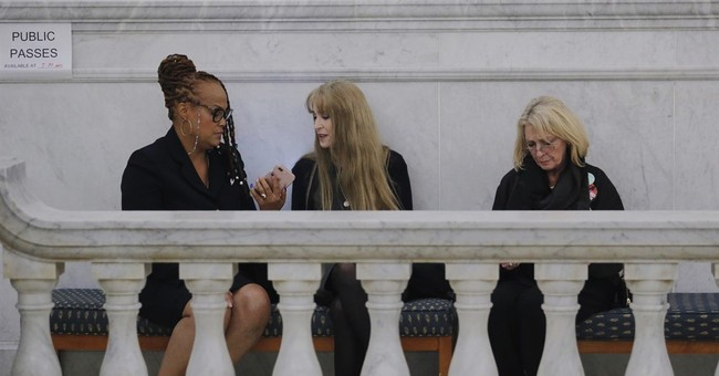 The Latest: Cosby jurors wrap up for night, still at impasse