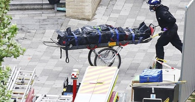 London fire may have destroyed DNA needed to ID victims