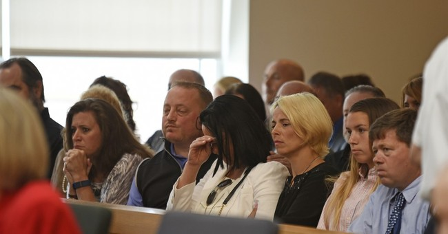 The Latest: Prosecutor: No winner in text suicide conviction