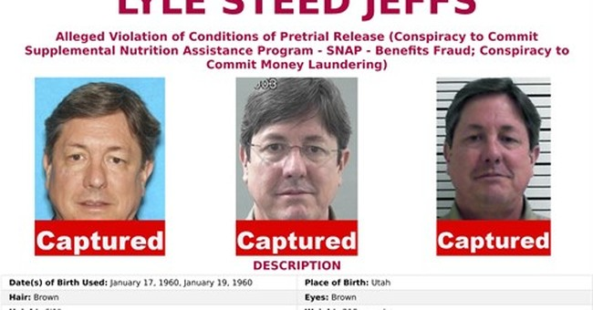 Tip helps nab wanted polygamous sect leader Lyle Jeffs