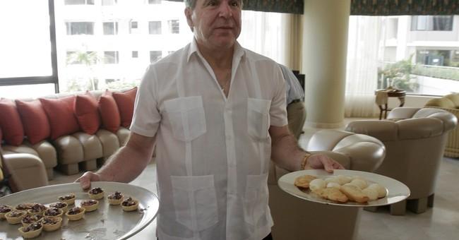 Former Ecuadorean president dubbed 'Crazy One' returns home