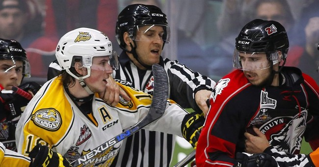 Sports hernias putting strain on hockey players of all ages