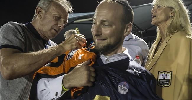Montana, Brown and Staubach give Israeli football huge boost