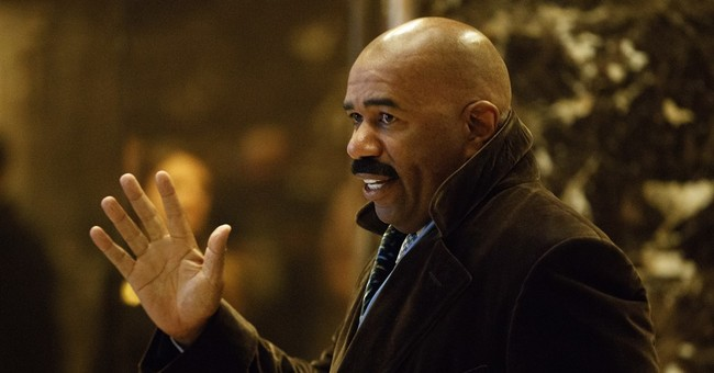 Apologies demanded from Steve Harvey after Flint comment