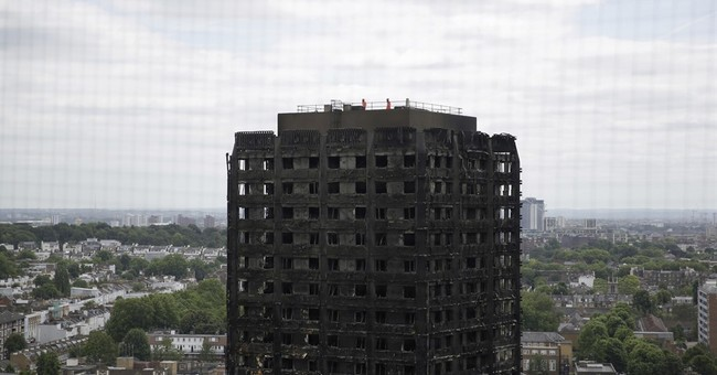58 people confirmed or presumed dead from London tower fire