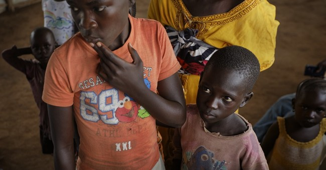 Among South Sudan's refugees, thousands of stranded children