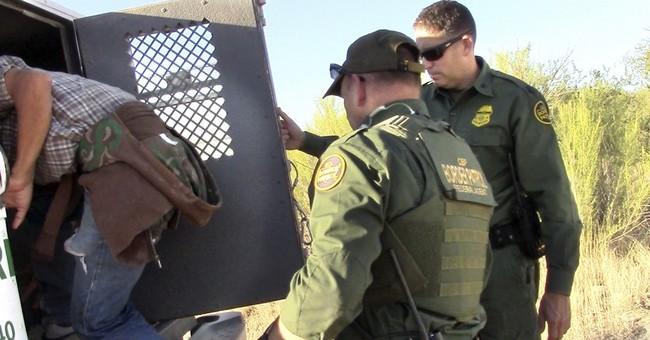 Border Patrol arrests 4 men at medical camp run by aid group