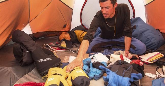 High-altitude runner Kilian Jornet conquers Everest, twice