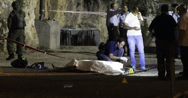 Palestinian attackers killed after killing Israeli officer