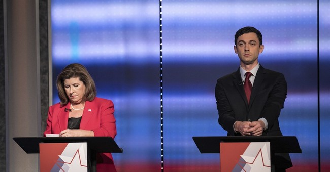 National figures make closing arguments in Georgia race