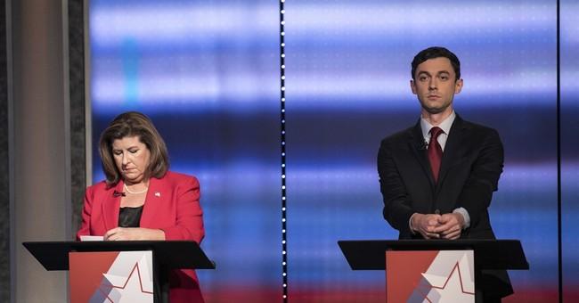 Democrat eyes anti-Trump upset in high-stakes Georgia race