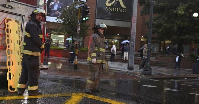 Death toll rises to 3 in blast at Colombia mall