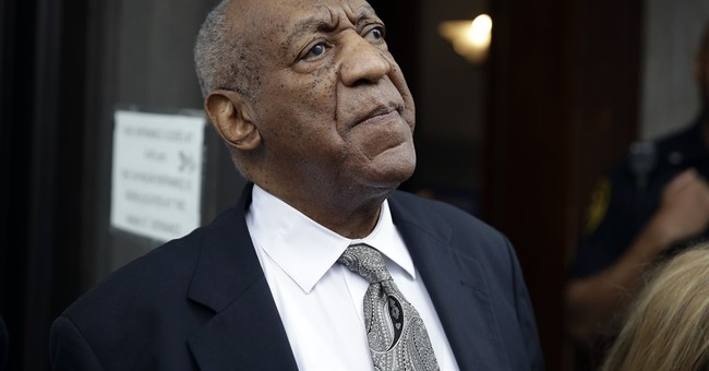 Cosby's wife lashes out after sex-assault case declared mistrial