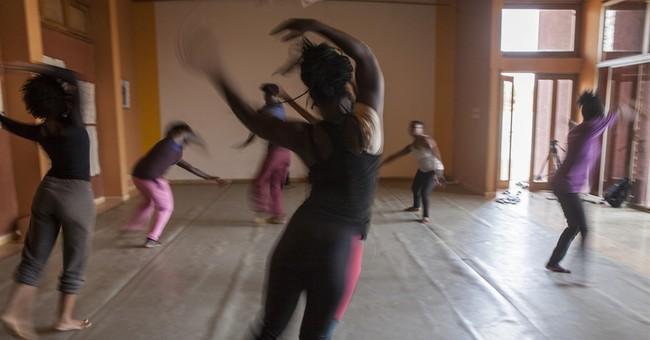 Senegal artist a legend fusing West African, modern dance