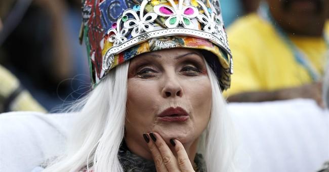 Blondie's Debbie Harry reigns over NYC's Mermaid Parade