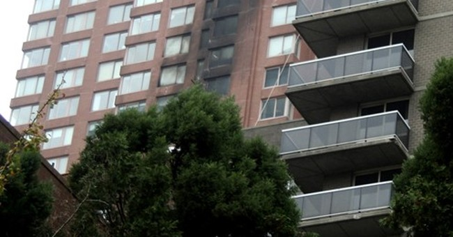 Stay put? Deadly London fire puts scrutiny on high-rise rule